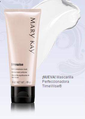 Mascarilla perfeccionadora de la piel de Mary Kay