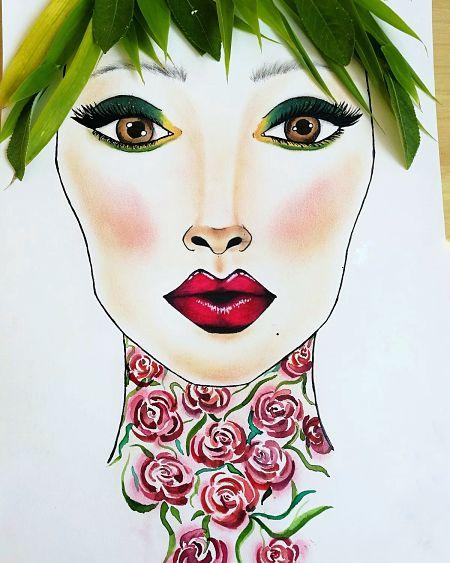 Marta Gómez Muñoz: Faceart artístico