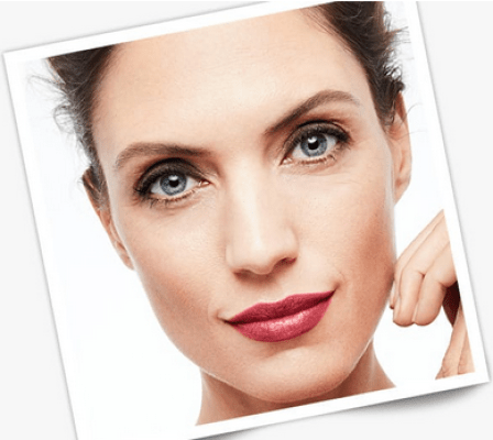 Maquillajes de fiesta Mary Kay: Look Scarlett Red