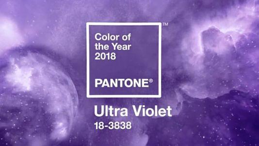 color del año pantone ultra violet