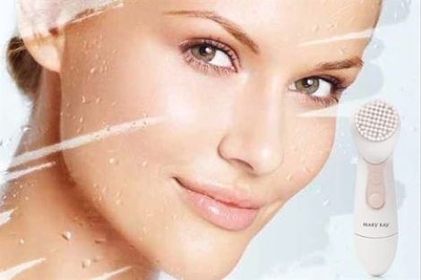 cepillo facial Mary Kay Skinvigorate
