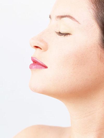 ácidos orgánicos para la belleza de cara y cuello