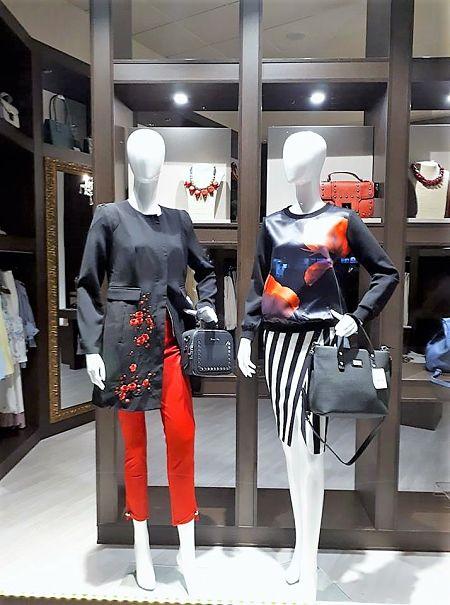 Escaparate tienda de moda kokoro los llanos