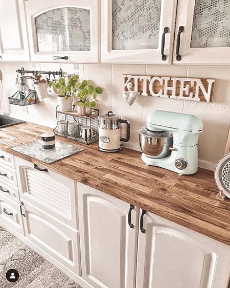 Cómo cambiar tu cocina con unos pocos detalles: @my_home_my_haven