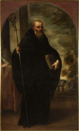Biografía de San Benito de Nursia