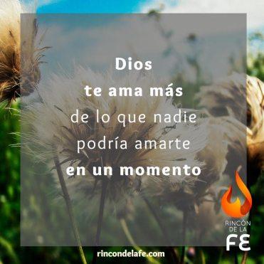 Dios lo hará todo por ti
