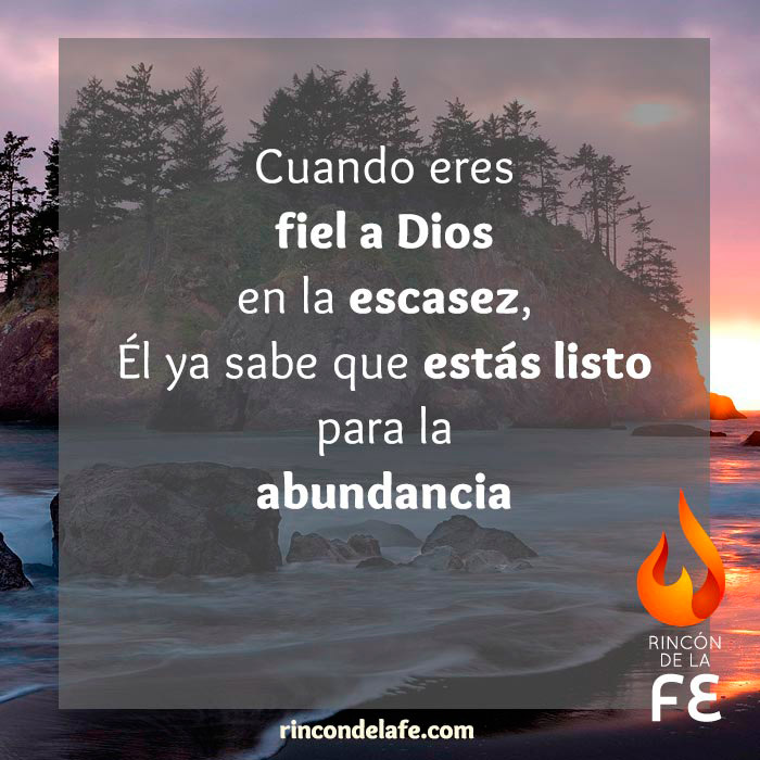 eres-fiel-a-dios