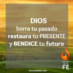 Mensajes de Dios cortos de bendición