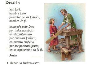 Oraciones cristianas a San José de Nazaret