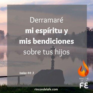 Imágenes y frases bíblicas de bendición
