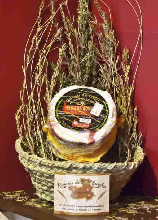 queso al romero
