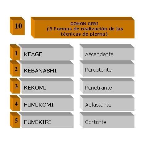 10 GOHON GERI
