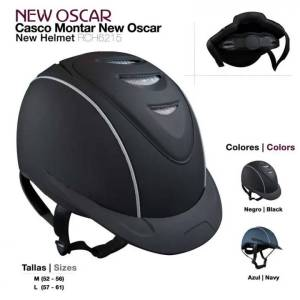 Casco de montar New Oscar RCH6215