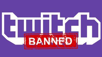 twitch copyright ban