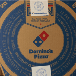 domino's pizza sin gluten