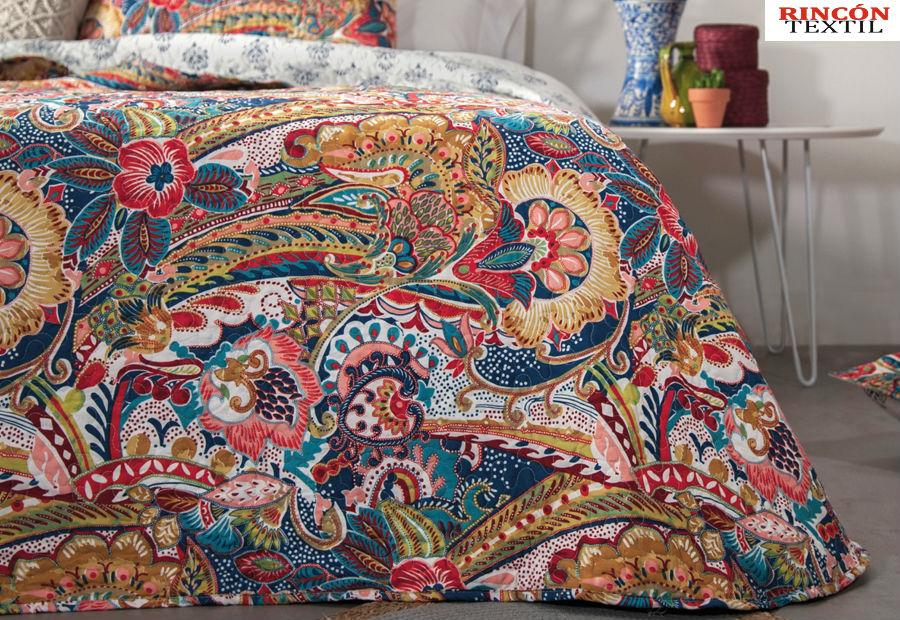 Colcha Bouti Icelands Flora Colchas Verano Rincon Textil
