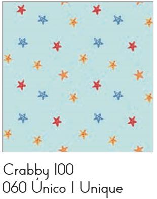 Tejido Crabby JVR