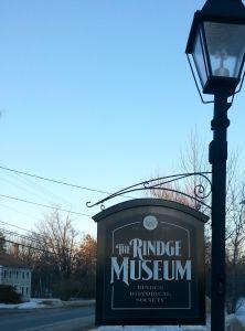 Rindge Historical Society Museum
