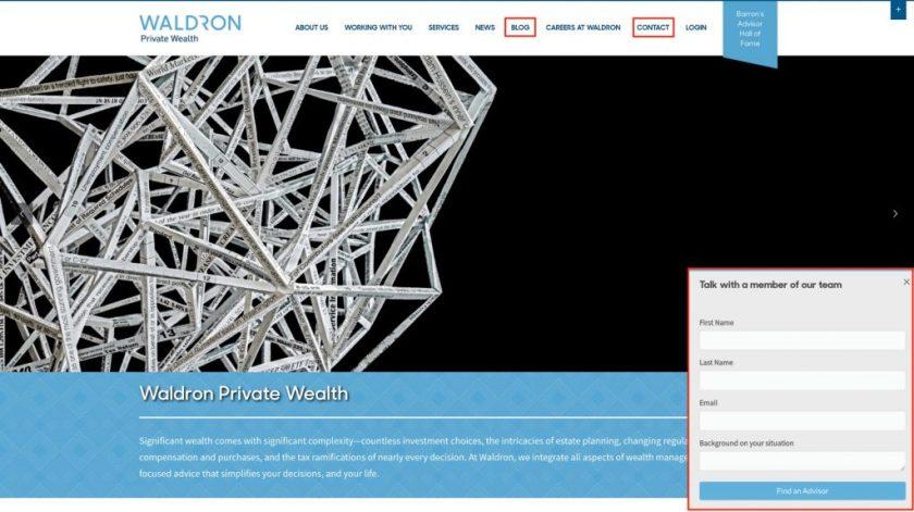Waldron Private Wealth