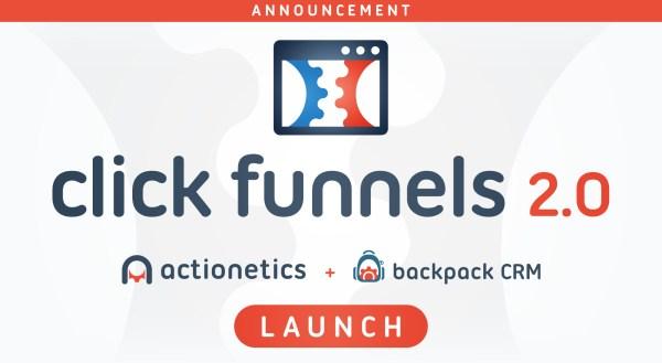 用 Clickfunnel 建立銷售漏斗