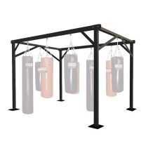 punching bag stands and hangers