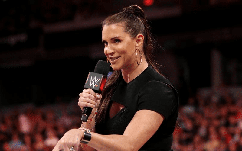 Image result for Stephanie makes historic announcement on all-women ppv