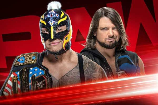WWE Raw Results - December 9, 2019