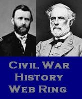 Civil War History Ring main banner