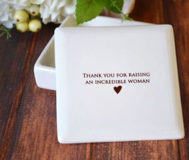 Wedding Gift Ideas For Bride And Grooms Parents