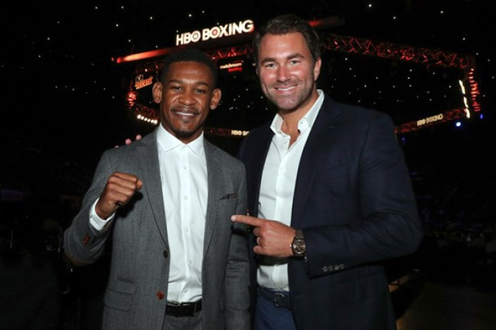 Image result for daniel jacobs eddie hearn