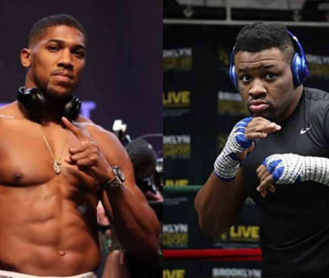 Jarrell Miller Who Wins And How