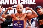 Former IBF junior featherweight titlist Kiko Martinez