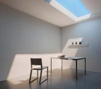 Coelux, la finestra a LED che replica il sole