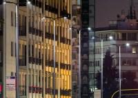 Milano, AEC installa nuovi corpi illuminanti a LED