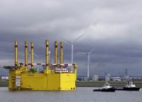Siemens rende operativi due parchi eolici offshore nel Mare del Nord