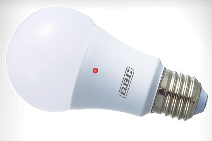Gbc led goccia la lampadina crepuscolare a basso consumo