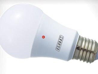 GBC LED Goccia, la lampadina crepuscolare a basso consumo