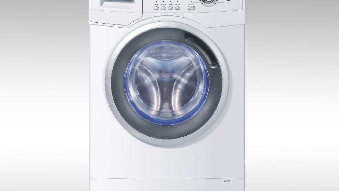 La tecnologia Purinze riduce i consumi d'acqua delle lavatrici Haier