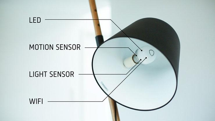 ComfyLight, la lampadina intelligente per la sicurezza della casa