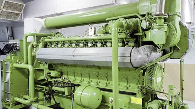 Motori a gas GE Jenbacher per l'italiana Ramaplast