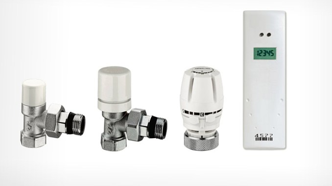 Arteclima, kit termostatico e ripartitore per impianti centralizzati