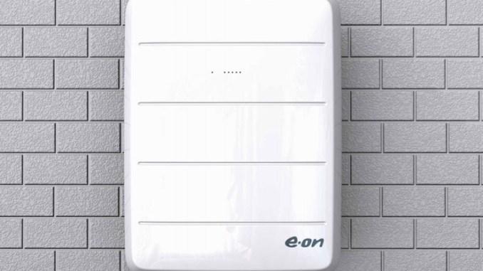 E.ON Aura, l'energy storage residenziale è disponibile in Germania