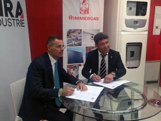 Immergas e Sira Industrie, un accordo verso la sostenibilità