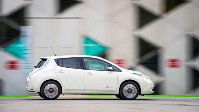 """Nissan """"Fast-E"""" e l'installazione di 278 stazioni di ricarica in UE"""
