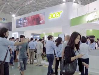 Acer BeingWare al Computex 2016: IoT, automotive e Smart City