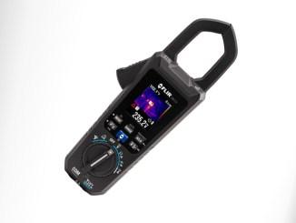 Distrelec, disponibile il multimetro a pinza con immagini termiche FLIR CM174