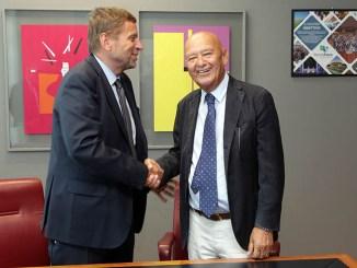 ENEA e Rimini Fiera, siglato l'accordo che promuove l'efficienza energetica