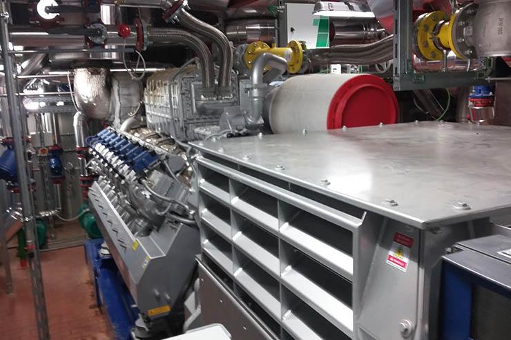 L'impianto di trigenerazione da 2 MW ENERG-G alimenta l'IEO di Milano