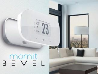 momit Bevel, il termostato smart da portare con sé