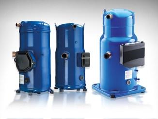 Danfoss DSH, compressori scroll efficienti e retrocompatibili